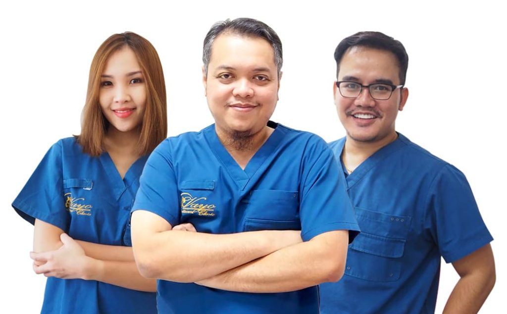 ทีมแพทย์วาโยคลินิก
